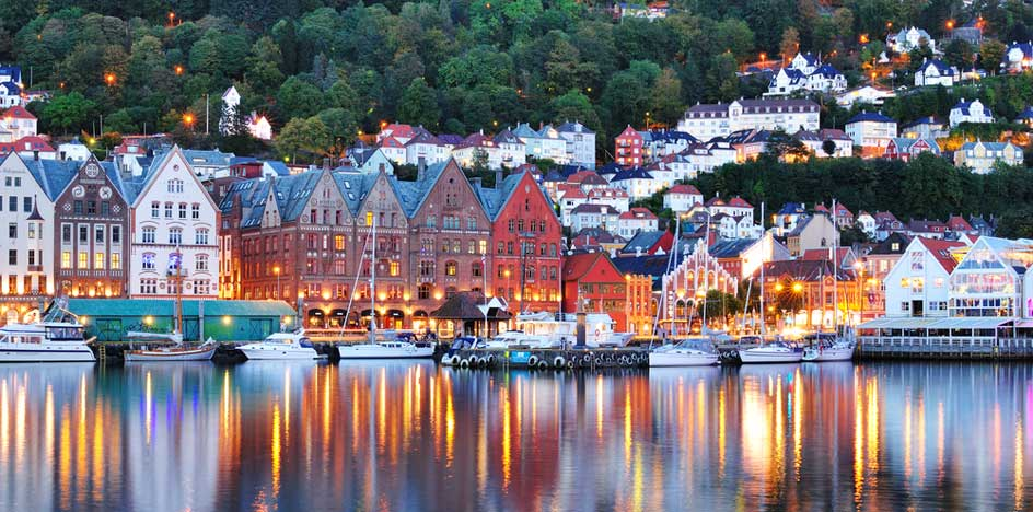 Billig hotell i Bergen