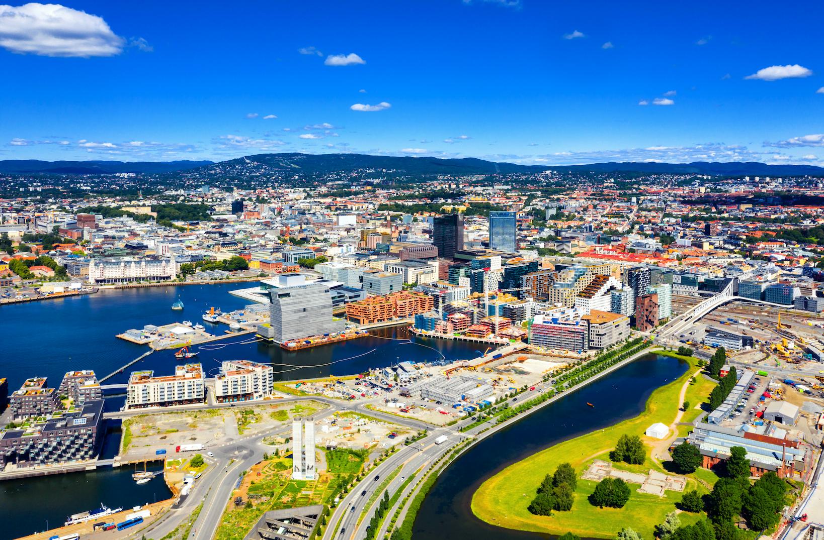 Bedriftshelsetjenester Oslo